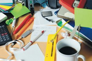 Stationery has become a corporate battleground.