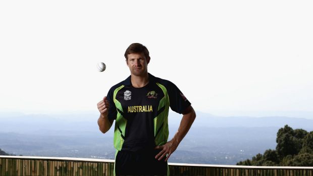 Bowing out: Shane Watson.