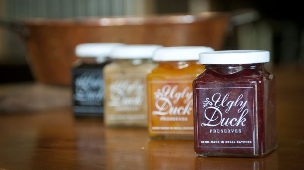 Ugly Fruit Preserves are stocked in various outlets across Brisbane.