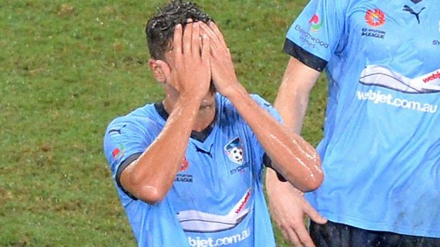 Sydney FC suffered a last-gasp loss.