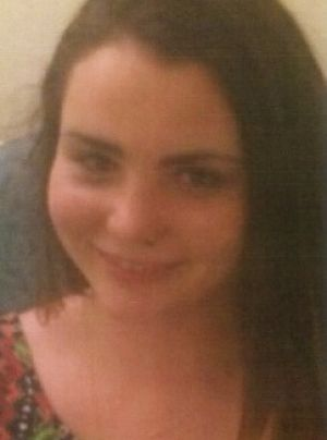 Gemma Rushin, 15, has been reported missing.