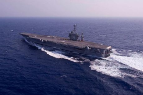 Some defence analysts question whether aircraft carriers such as the USS Harry S. Truman remain valid in the face of ...