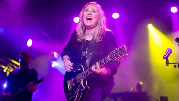 Melissa Etheridge wowed the crowd during her first-ever Bluesfest appearance.