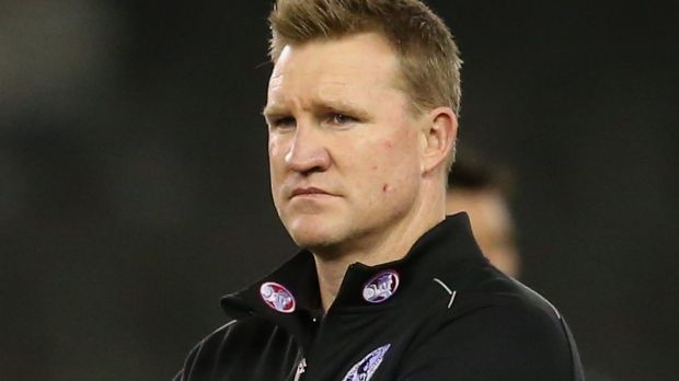 Coach Nathan Buckley said he felt Collingwood had been unfairly singled out.
