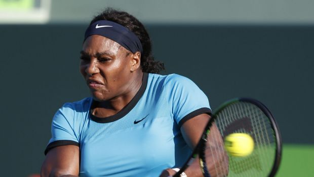 """""""I did the best I could"""": Serena Williams."""
