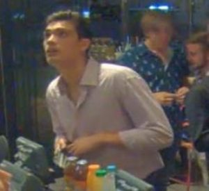 Police would like to speak with this man in relation to a sexual assault in Brisbane.