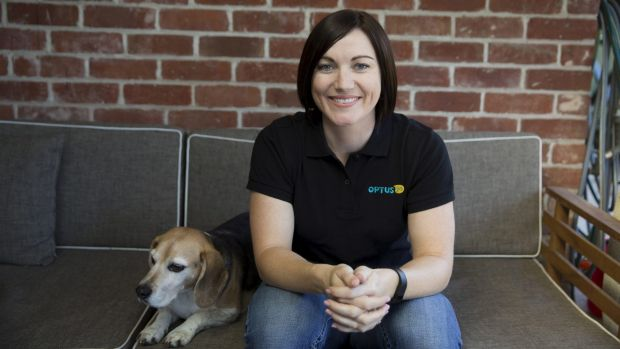 Taking things in her stride: Anna Meares.