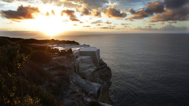 Wedding cake rock has been declared unsafe by the National parks.