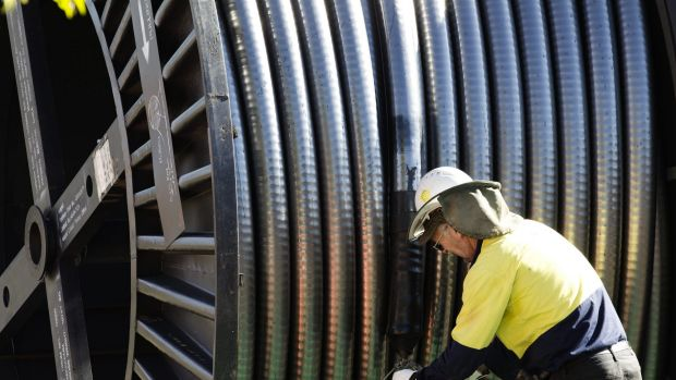 Ausgrid has become a flashpoint between China and Australia.