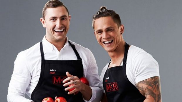 With all due respect towards Alex and Gareth, we begin this cook-off hoping desperately they get sent back to the mines. ...