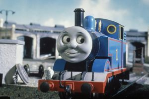 Thomas The Tank Engine was caught up in the gender wars this week.