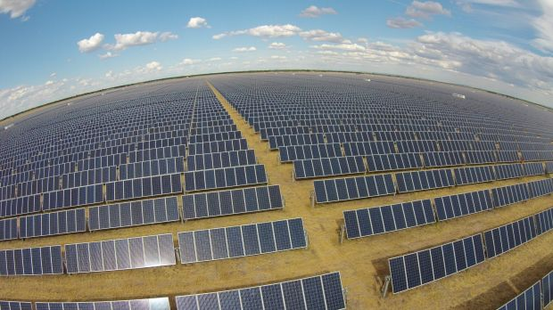 ARENA is backing large scale renewable projects in Australia.
