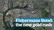 Fishermans Bend
