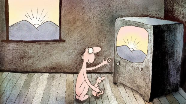Cause or effect? Do people become unhappy because they watch too much TV - or do unhappy people watch more TV in the ...