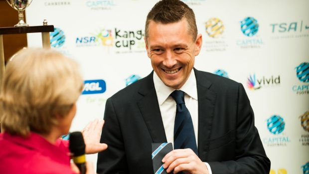 Capital Football chief executive Phil Brown says more players has helped keep rego fees the same.