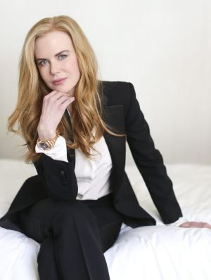 Kidman heads back to Broadway after 18 years.