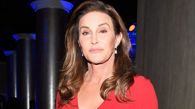 Caitlyn Jenner at the 27th Annual GLAAD Media Awards.