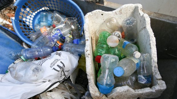 Some 168 million containers weighing 17,700 tonnes are littered in NSW every year.