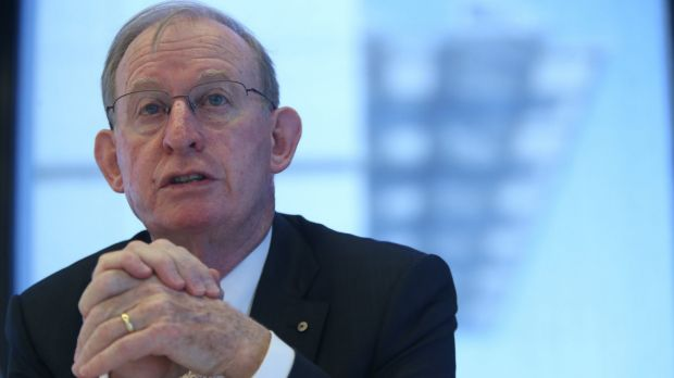 David Murray, who led the financial system inquiry, said the bank tax was a step back in time.