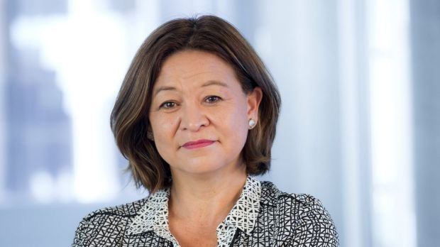 Michelle Guthrie became the first female managing director of the ABC in 2016.