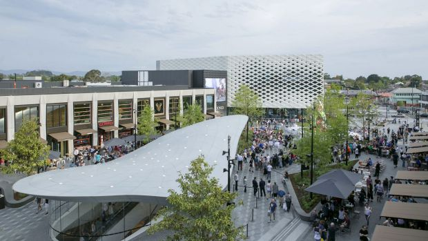The Eastland redevelopment in Ringwood.