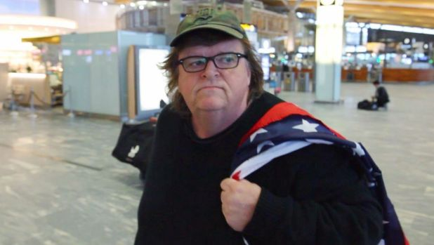 michael moore to release surprise film about donald trump