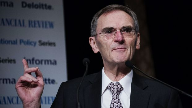 """ASIC chairman Greg Medcraft says he is """"not scared of anybody"""" as he emphasised the need for bigger penalties for ..."""