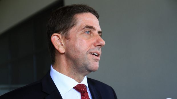Health Minister Cameron Dick is encouraging men to sign up for the Queensland government's PrEP trial.