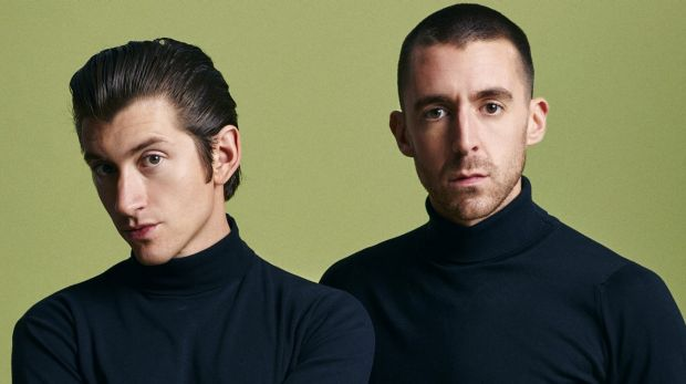 Sun and sex: The Last Shadow Puppets