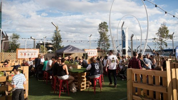 The Night Noodle Markets are back at Elizabeth Quay from March 22 to April 2.