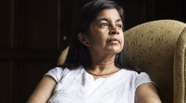 Professor Nalini Joshi says it is the struggle of mathematics that is important.