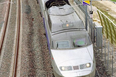 High speed rail draws ridicule each time it emerges as a political issue.