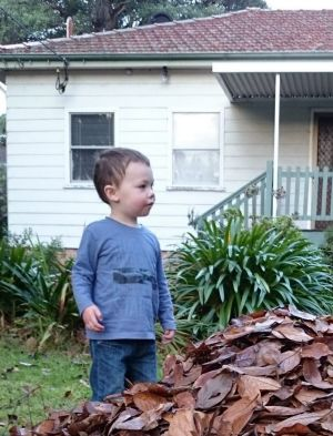 Martin Swinburn's four-year-old son Lincoln, who has just started preschool, leaving the family reluctant to leave the area.