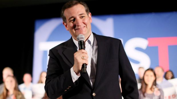 """A judge has ruled Canadian-born Republican presidential candidate Ted Cruz is a """"natural-born citizen""""."""