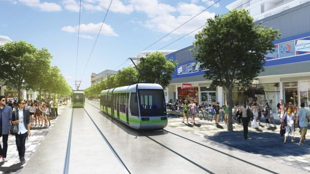 Not directly linking the light rail project to the gateway renewal initiatives can be construed as shrewd foresight on ...