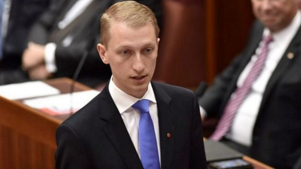 """Every item of spending needs to be scrutinised more closely"": Victorian Liberal senator James Paterson."