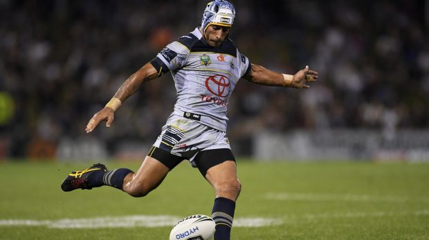 Irreplaceable: Johnathan Thurston.