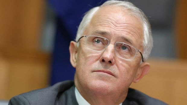 Future, tense: Malcolm Turnbull needs a strong win to have credibility.