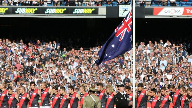 Essendon has raised the prices for some of its tickets for the 2017 Anzac Day clash.