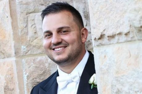 Sydney tow truck driver Joseph Abourizk, 30, who is facing a drug charge in Fiji.