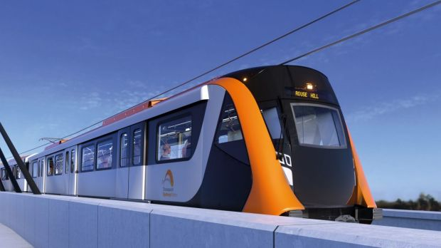 The government has committed to a new metro line from Sydney's CBD to Parramatta.