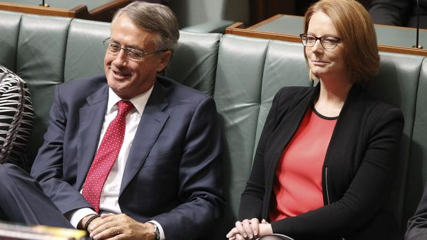 Former Labor treasurer Wayne Swan says no such unit existed when he was deputy to prime ministers Julia Gillard and ...