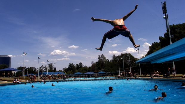 Parramatta residents will have one last summer to enjoy their public pool before it closes.