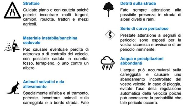 Translations Into Italian: Manjimup Translates WA Road Rules Into Seven Languages To