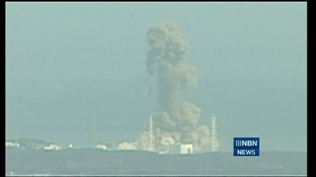 The meltdown at the Fukushima Daiichi nuclear power plant in Japan in 2011.