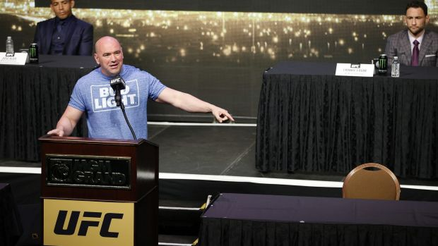 Investment: UFC president Dana White.