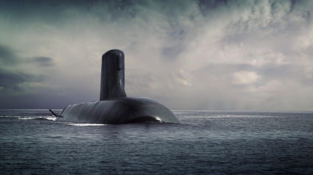 Costly, risky ... and impossible? An artist's impression of the (yet to be built) DCNS Shortfin Barracuda.