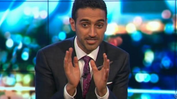 'So good luck if you're single': Waleed Aly was in no mood to celebrate the PM's support of the status quo.