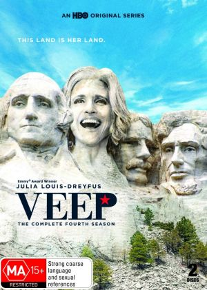 Veep continues on its own merrily foul-mouthed and funny way in the fourth season.