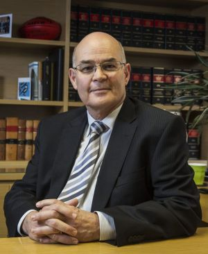"NSW Law Society president Gary Ulman says the recent judicial appointments are ""not enough"" to ease the District Court ..."